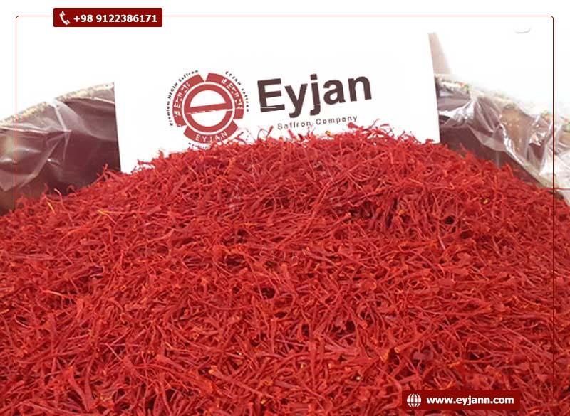 Eyjan wholesale saffron price