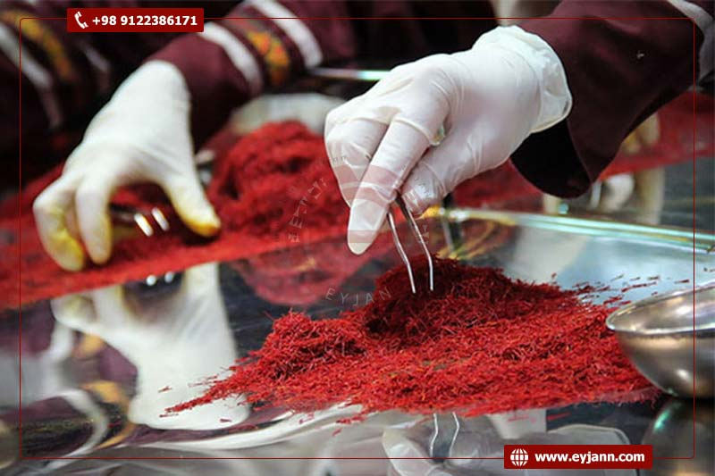 Why saffron is so expensive?