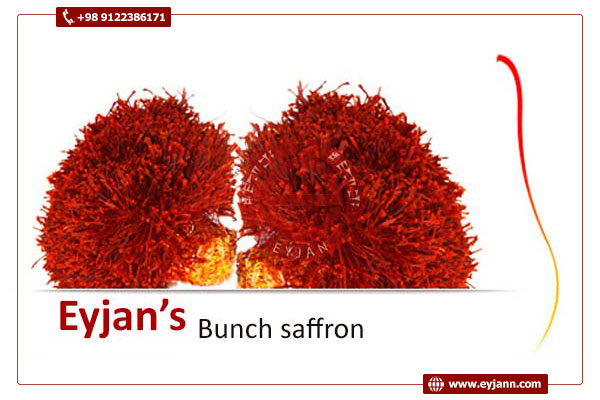 Bunch saffron