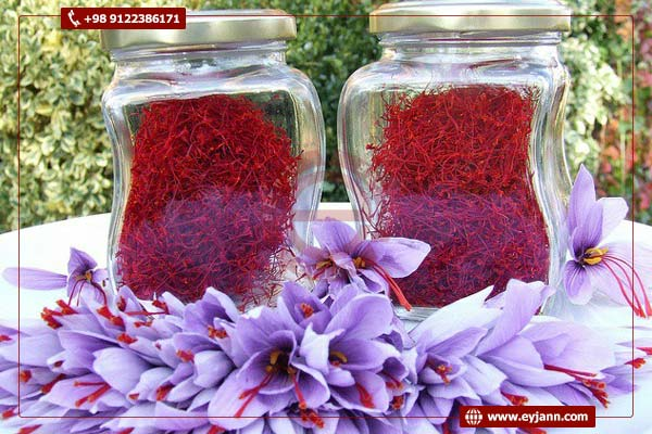 Iranian saffron exporter