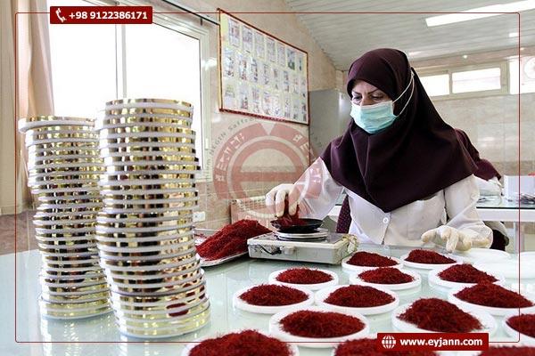 saffron supplier from Iran